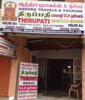 Coimbatore - Travels
