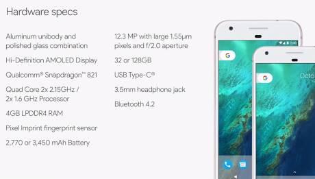 google pixel phone width=